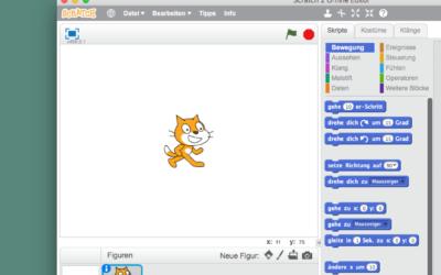 Warum Scratch benutzen?